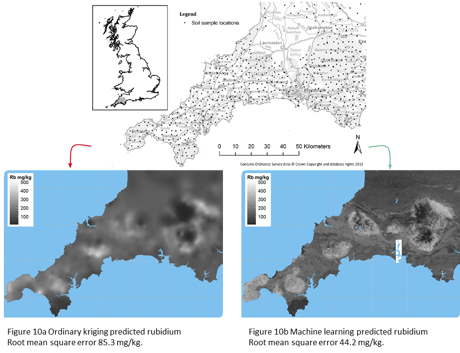 on geochemical mapping